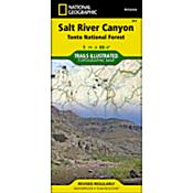 853 Salt River Canyon Trail Map