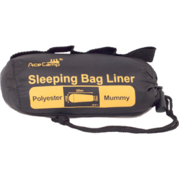 ACE CAMP POLYESTER SLEEPING BAG LINER