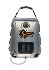 Advanced Elements 5 Gallon Summer Shower / Solar Shower - 1