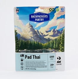 Backpacker's Pantry Pad Thai, Two Serving Pouch, (Packaging May Vary)​ - 1