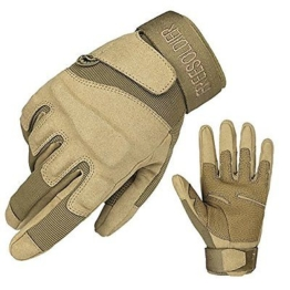 Camping Hiking Free Soldier Outdoor Men Non-Slip Cycling Gloves Full Fing