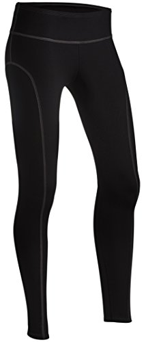 ColdPruf Women's Quest Performance Base Layer Leggings, Black, X-Large - 1