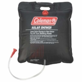 Coleman 5-Gallon Solar Shower - 1