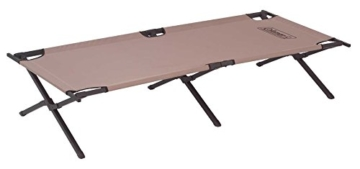 Coleman 765353 Trailhead II Military Style Camping Cot - 1