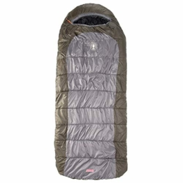 Coleman Big Basin 15 Big and Tall Adult Sleeping Bag - 1