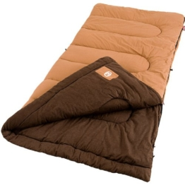 Coleman Dunnock Cold Weather Adult Sleeping Bag - 1