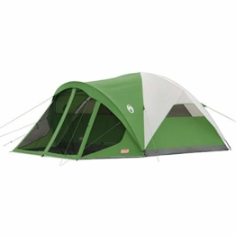 Coleman Evanston 6-Person Dome Tent with Screen Room - 1