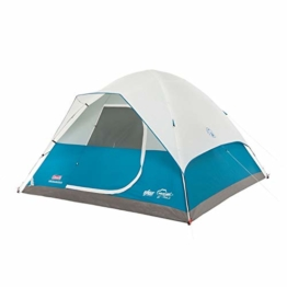 Coleman Longs Peak 6-Person Fast Pitch Dome Tent - 1