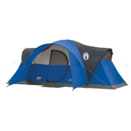Coleman Montana 8-Person Tent, Blue - 1