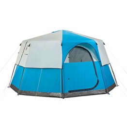 Coleman Octagon 98 8-Person Outdoor Tent - 1