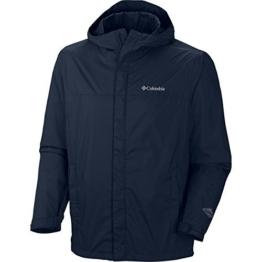 Columbia Watertight II Jacket - Men's Abyss, M - 1