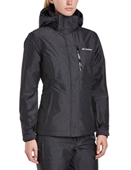 Columbia Women's Alpine Action Oh Jacket, Black, Small - 1