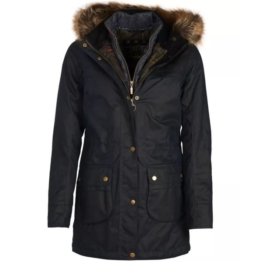 DARTFORD WAX JACKET - WOMENS