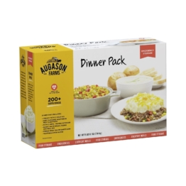 Dinner Mix 6 Pack Freeze Dried Emergency Food Camping Hiking Survival Supply Kit