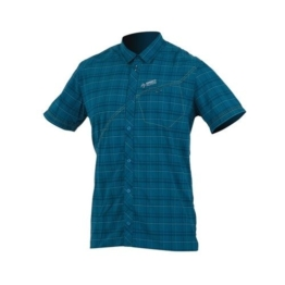 Direct Alpine Ray Shirt Men, Super Lightweight Hiking Travel for PETROL