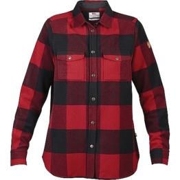 Fjallraven Women's Canada LS Shirt