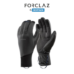 FORCLAZ TREK 900 Winter Gloves For Mountain Hike Windproof Very Warm Tactile