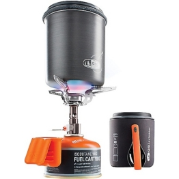 GSI Outdoors Halulite Minimalist Complete Stove System