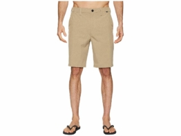Hurley Phantom Hybrid Walkshorts (Khaki) Men's Shorts
