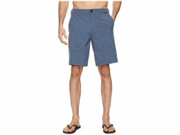 Hurley Phantom Hybrid Walkshorts (Obsidian) Men's Shorts
