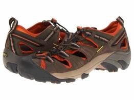 Keen Arroyo II (Black Olive/Bombay) Men's Hiking Shoes