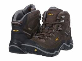 Keen Durand Mid WP (Cascade Brown/Gargoyle) Men's Hiking Boots