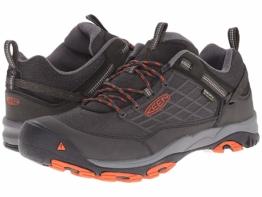 Keen Saltzman WP (Raven/Koi) Men's Shoes