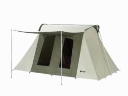 Kodiak Canvas Flex-Bow Deluxe 8-Person Tent - 1
