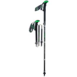 Leki Micro Vario Carbon DDS Trekking Poles One Size - 1