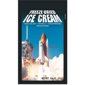 LIBERTY MOUNTAIN NEOPOLITAN FREEZE-DRIED ICE CREAM