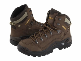 Lowa Renegade GTX(r) Mid (Sepia/Sepia) Men's Hiking Boots