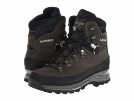 Lowa Tibet GTX(r) WS (Dark Gray/Navy) Women's Hiking Boots