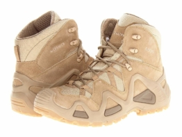 Lowa Zephyr Desert Mid TF (Beige/Stone) Men's Hiking Boots