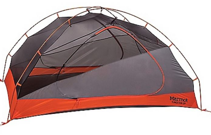 Marmot Tungsten hiking and camping tent