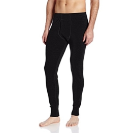 Minus33 100% Merino Wool Base Layer 706 MidWeight Bottoms Black XL - 1