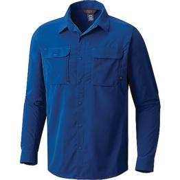 Mountain Hardwear Men's Canyon Pro Long Sleeve Shirt