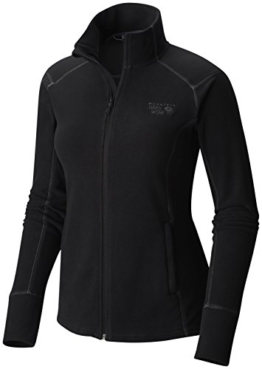 Mountain Hardwear Microchill 2.0 Jacket - Women's Black Small - 1