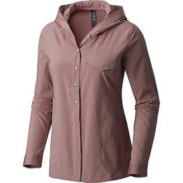 Mountain Hardwear Women's Citypass Long Sleeve Shirt