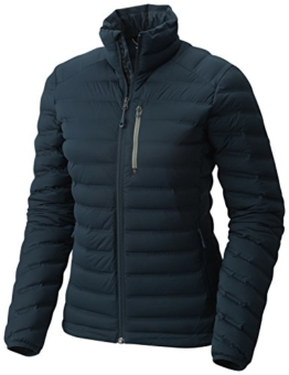 Mountain Hardwear Women's StretchDown Jacket, Blue Spruce, S - 1
