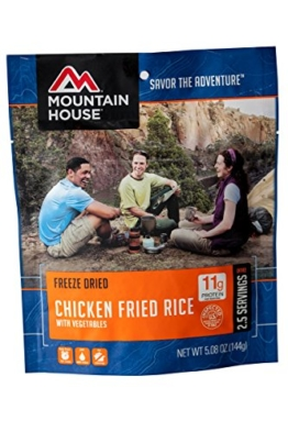 Mountain House Chicken Fried Rice - 1