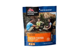 Mountain House Chicken Teriyaki with Rice - 1