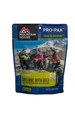 Mountain House Chili Mac with Beef Pro-Pak - 1