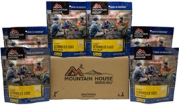 Mountain House Scrambled Eggs with Bacon Premium Case Pack - 1