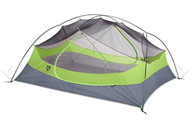 Nemo Dagger lightweight hiking and camping tent