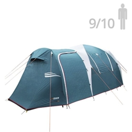 NTK Arizona GT 9 to 10 Person 17.4 by 8 Foot Sport Camping Tent 100% Waterproof 2500mm Tent - 1