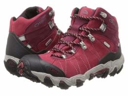 Oboz Bridger BDRY (Rio Red) Women's Hiking Boots