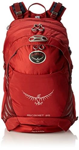 Osprey Packs Escapist 25 Daypacks, Cayenne Red, Medium/Large - 1