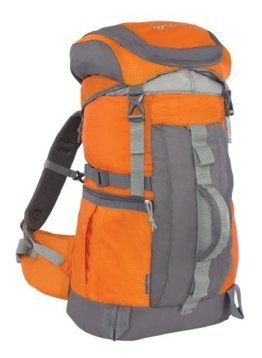 Outdoor Products Arrowhead Internal Frame Technical Backpack, 47.8-Liter Storage, Pumpkin - 1