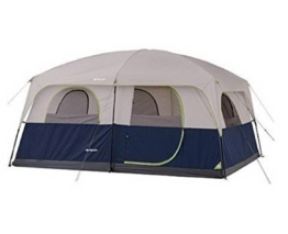 Ozark Trail 14' x 10' Family Cabin Tent, Sleeps 10 - 1