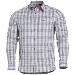 Pentagon Snoop Long Shirt Long Sleeve Hiking Trekking Outdoor Mens WG Checks
